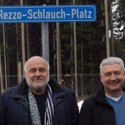 Rezzo Schlauch Platz Campus