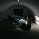 Rotorblatt im Bunker (Bild msquare)